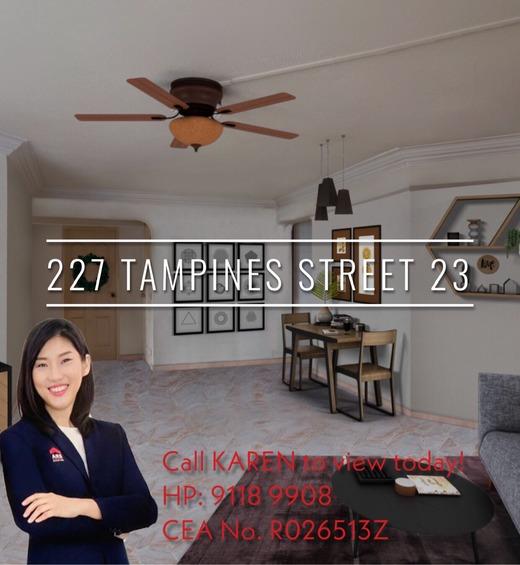 227 Tampines Street 23