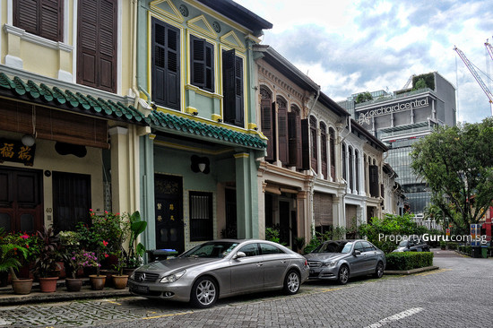 Emerald Hill Road