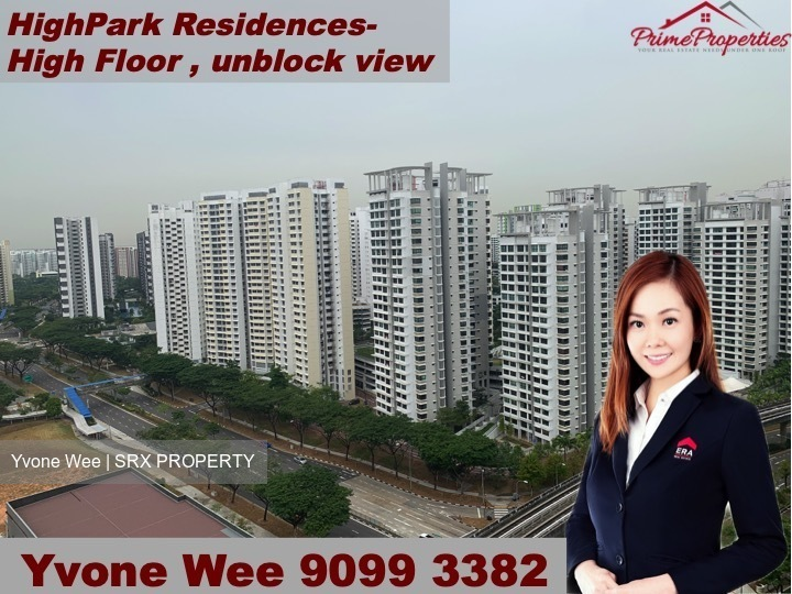 High Park Residences (D28), Apartment #233841271
