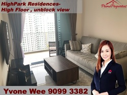 High Park Residences (D28), Apartment #233841251