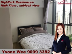 High Park Residences (D28), Apartment #233841281