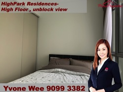 High Park Residences (D28), Apartment #233841291