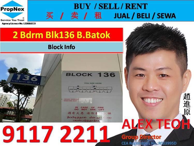 136 Bukit Batok West Avenue 6