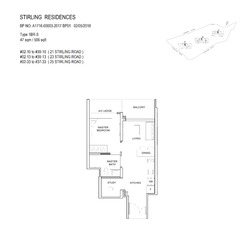 Stirling Residences photo thumbnail #13