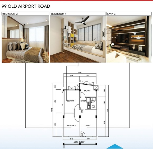 99 Old Airport Road