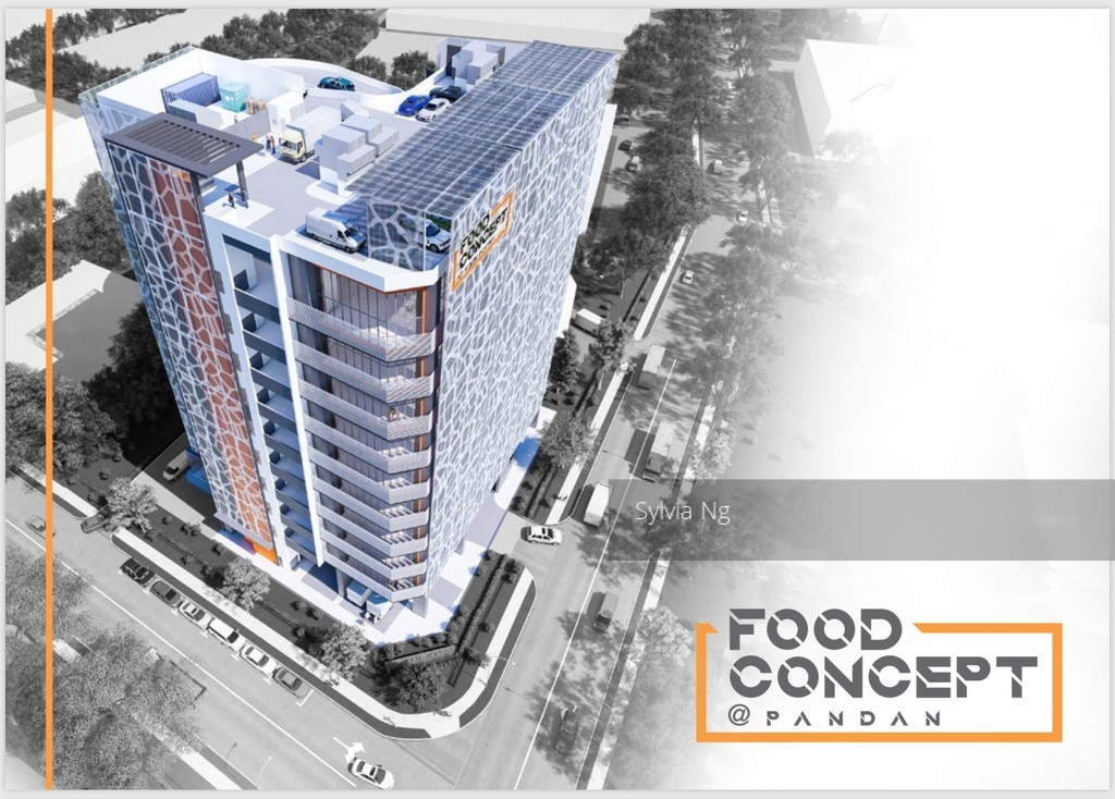 Food Concept @ Pandan