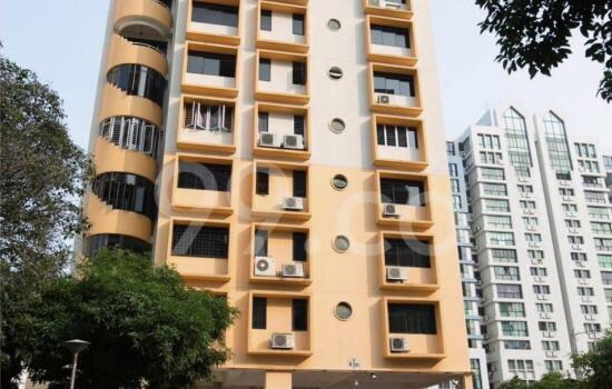 Boon Teck Apartment