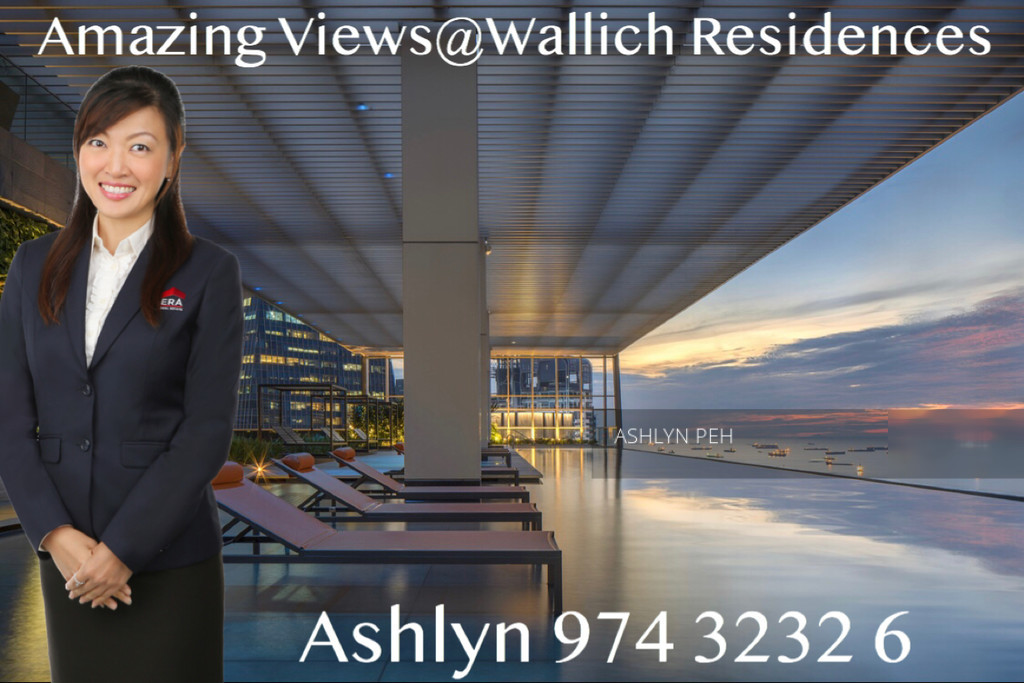 Wallich Residence At Tanjong Pagar Centre