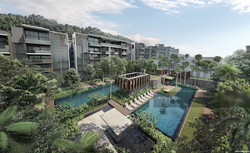 Kent Ridge Hill Residences photo thumbnail #3
