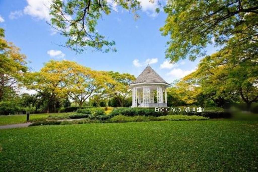 Botanic Gardens View