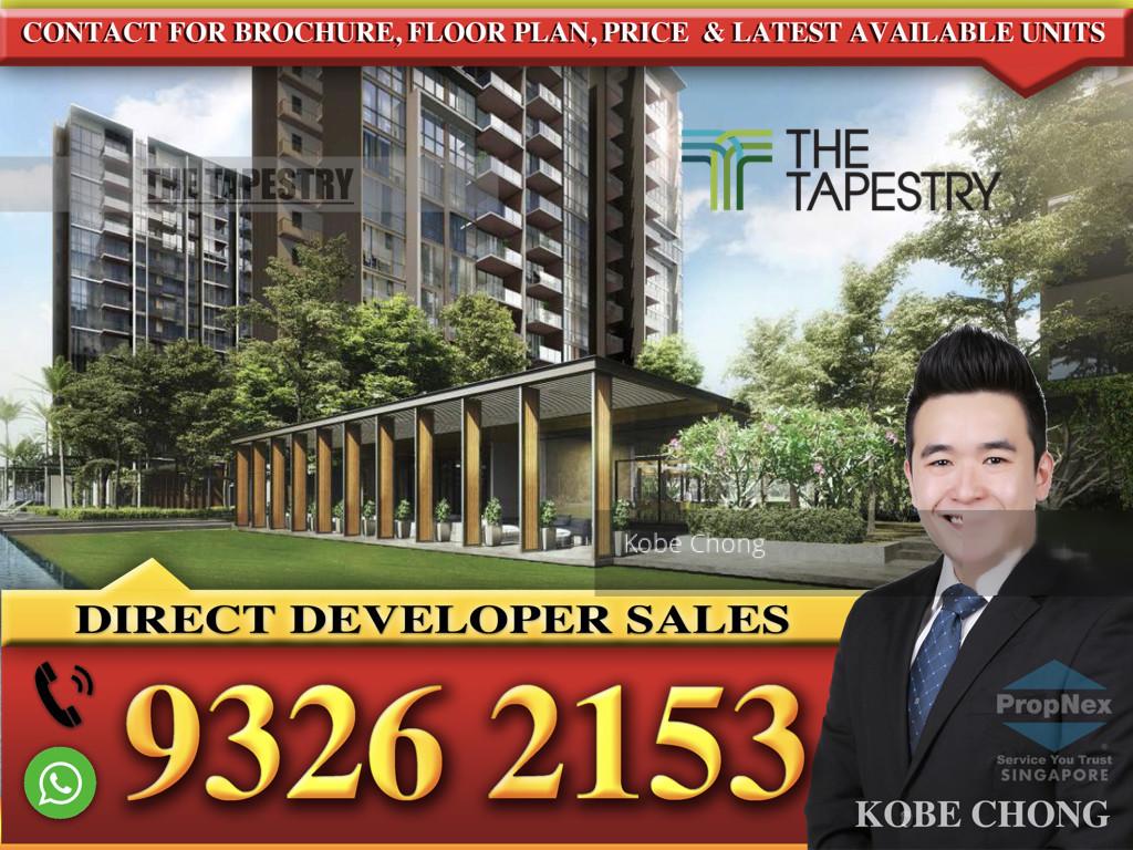 Kobe Chong - Associate Group Director from HUTTONS ASIA PTE LTD