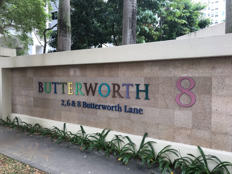 Butterworth 8