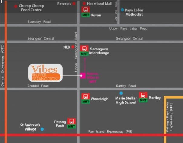 Vibes@Upper Serangoon