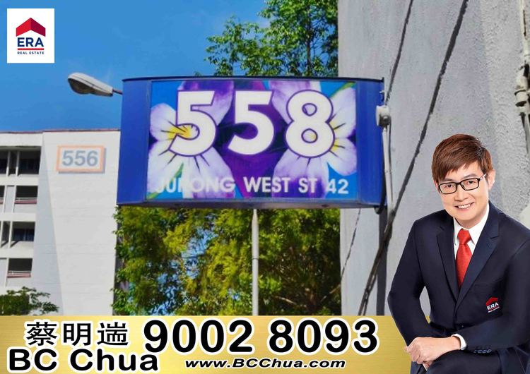 558 Jurong West Street 42