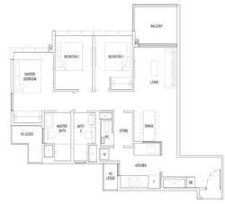 The Florence Residences (D19), Apartment #225029901