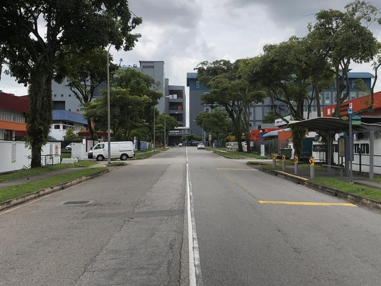 Tuas Avenue 1