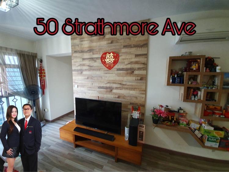 50 Strathmore Avenue