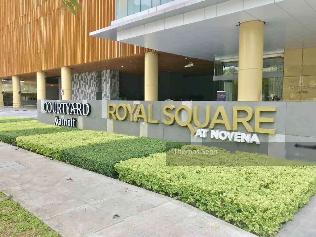 Royal Square At Novena