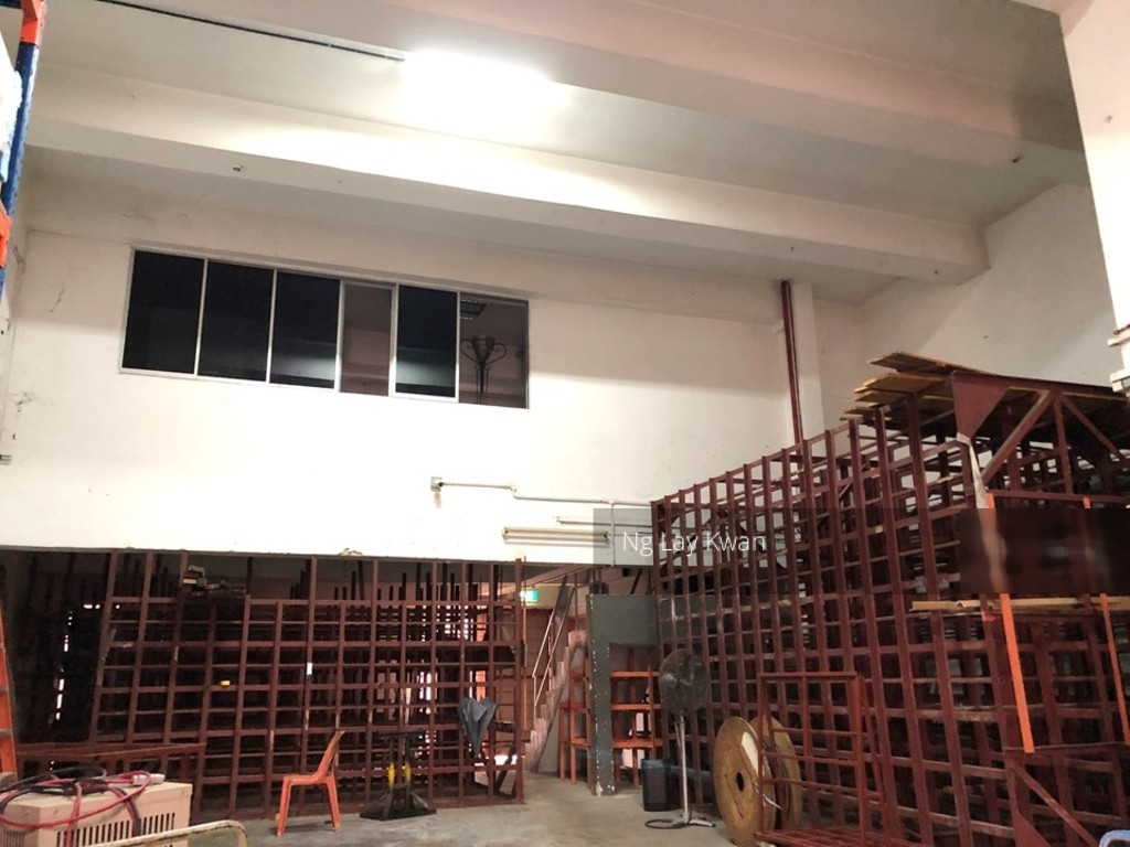 Intrepid Warehouse Complex