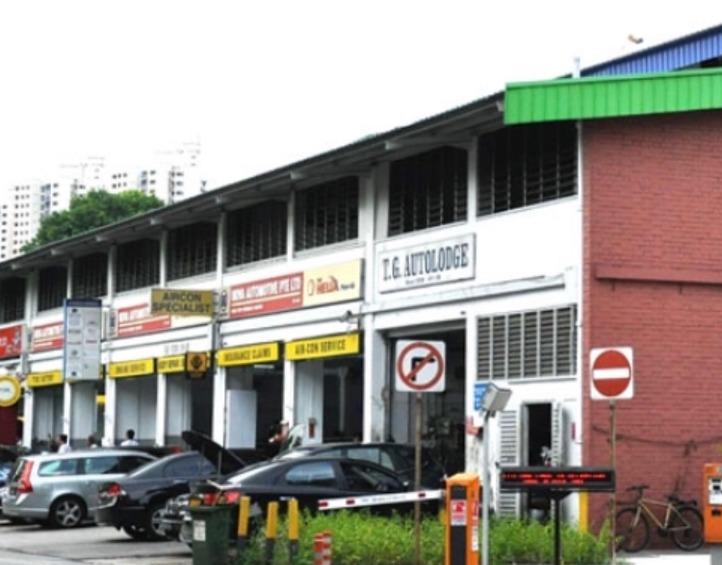 Alexandra Village Industrial Estate