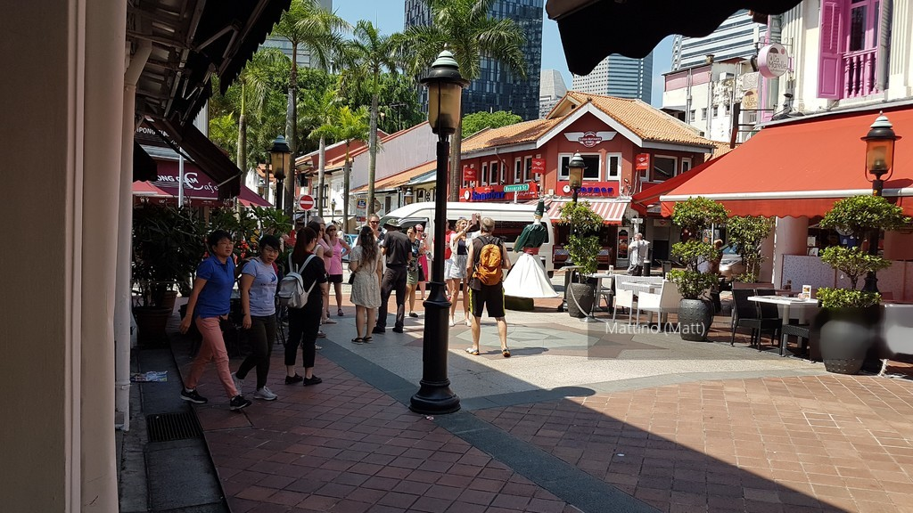 Kampong Glam Conservation Area