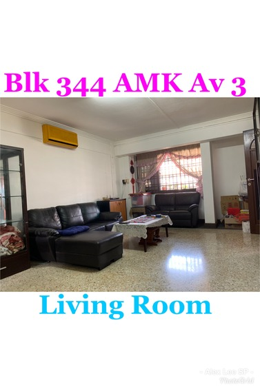344 Ang Mo Kio Avenue 3