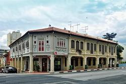 PRIZED HERITAGE 3 Storey FH Dashing Shophse @Chic Bt Pasoh photo thumbnail #1
