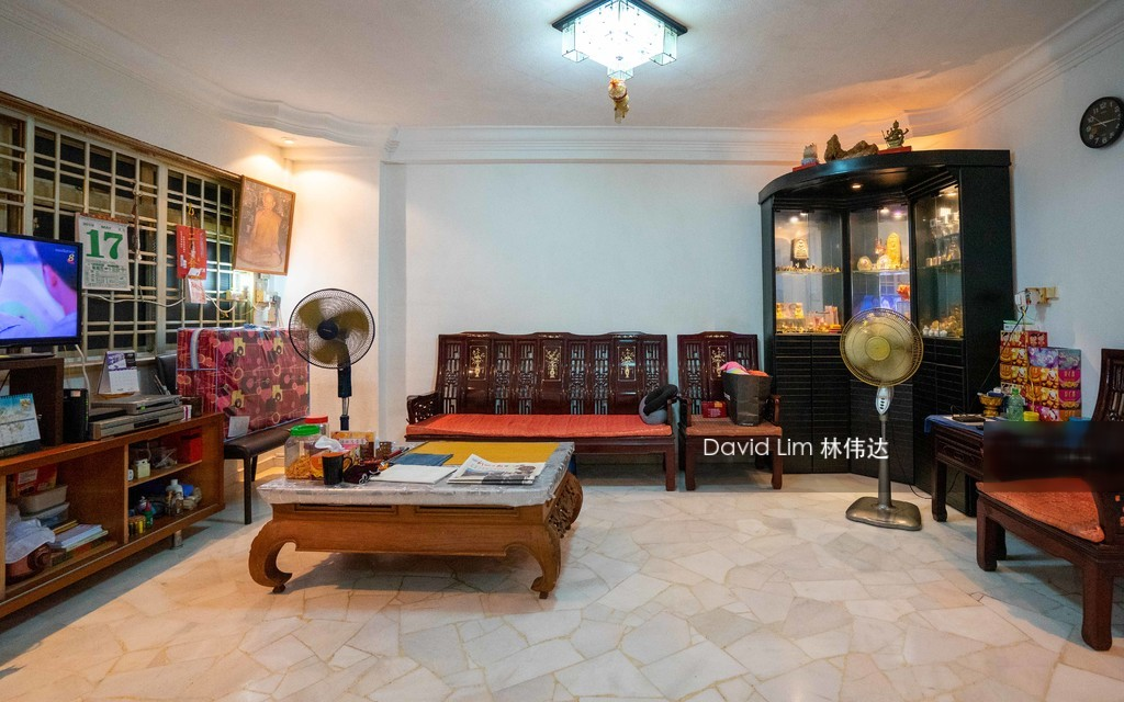 HDB 4-Room For Sale in 263 Tampines Street 21, 99-Year