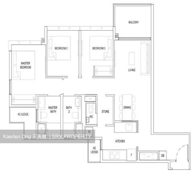 The Florence Residences (D19), Apartment #225021441