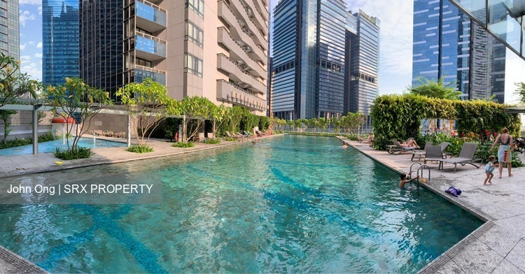 Marina Bay Suites (D1), Condominium #203567371