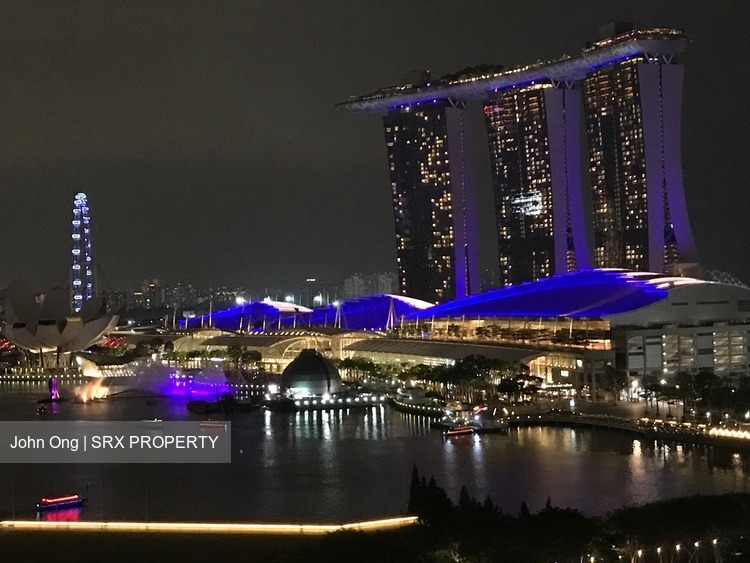 Marina Bay Suites (D1), Condominium #205795811