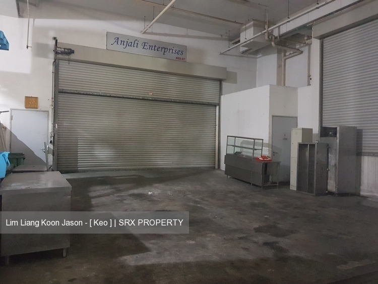 Jurong Food Hub - For Sale or  Lease (D22), Factory #250293791