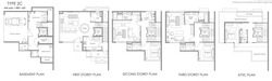 Parkwood Collection (D19), Terrace #204626071