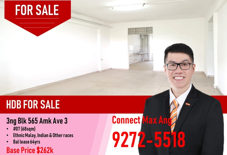 565 Ang Mo Kio Avenue 3