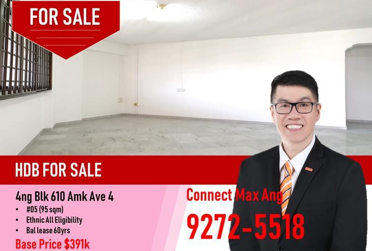 610 Ang Mo Kio Avenue 4