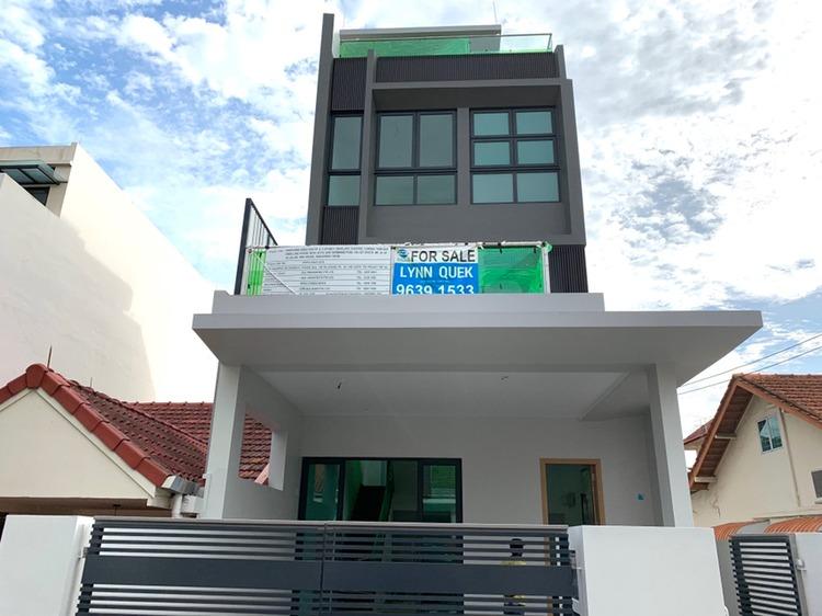 Jalan Kayu Estate