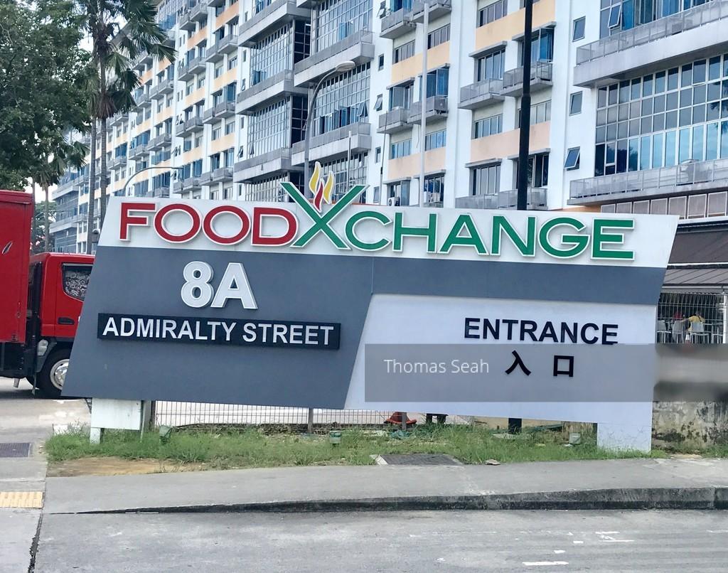 Food Xchange @ Admiralty
