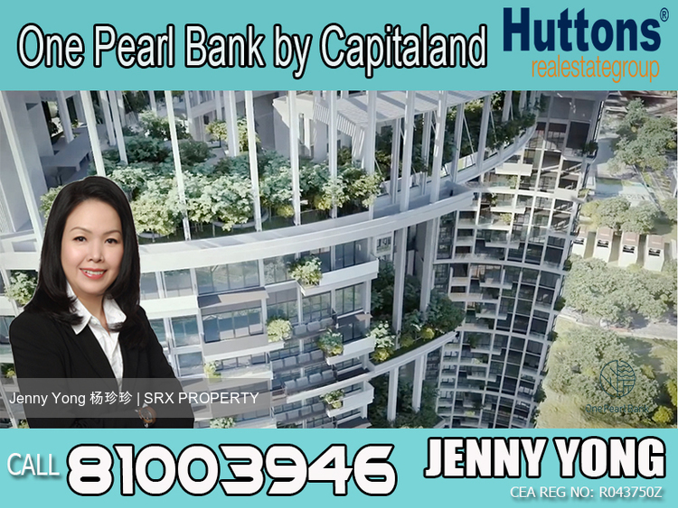 One Pearl Bank (D3), Apartment #205166341