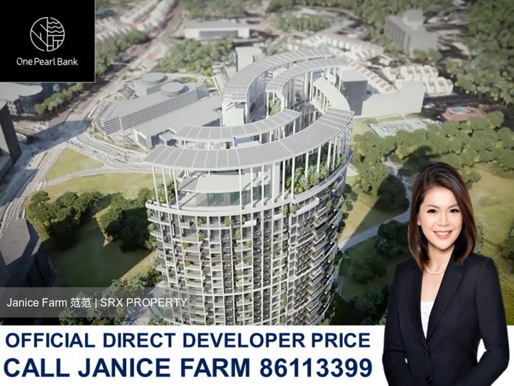 One Pearl Bank (D3), Apartment #205267351