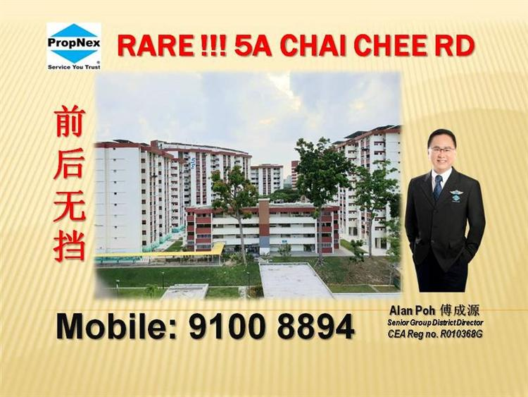 62 Chai Chee Road