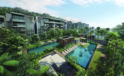 Kent Ridge Hill Residences (D5), Apartment #210086601