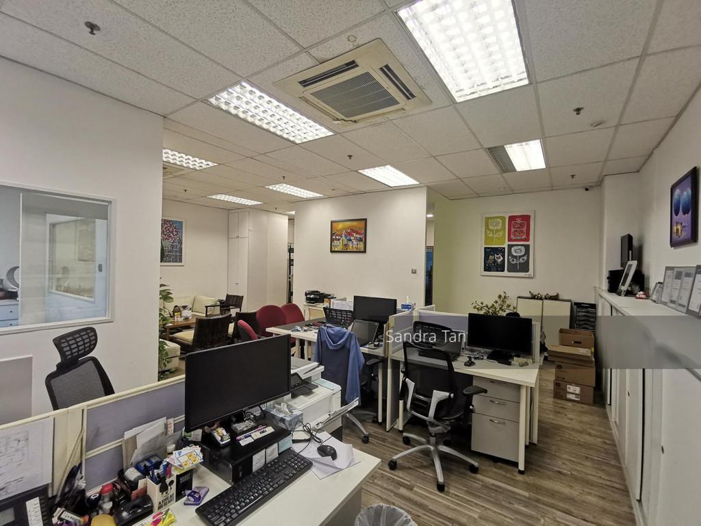 E-centre @ Redhill