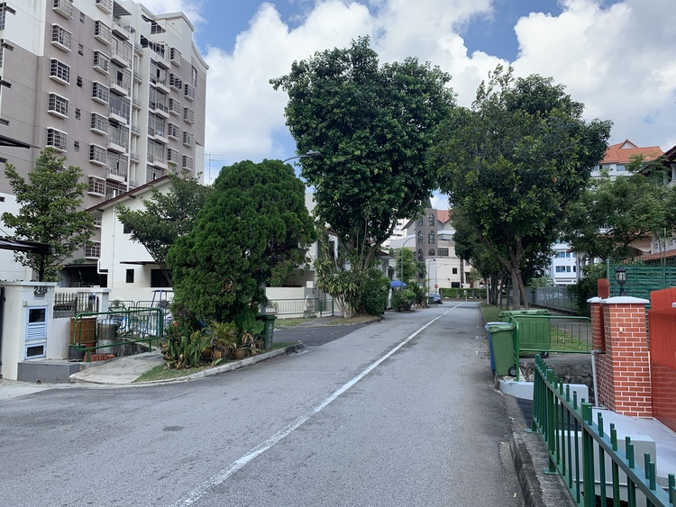 St. Michael's Road
