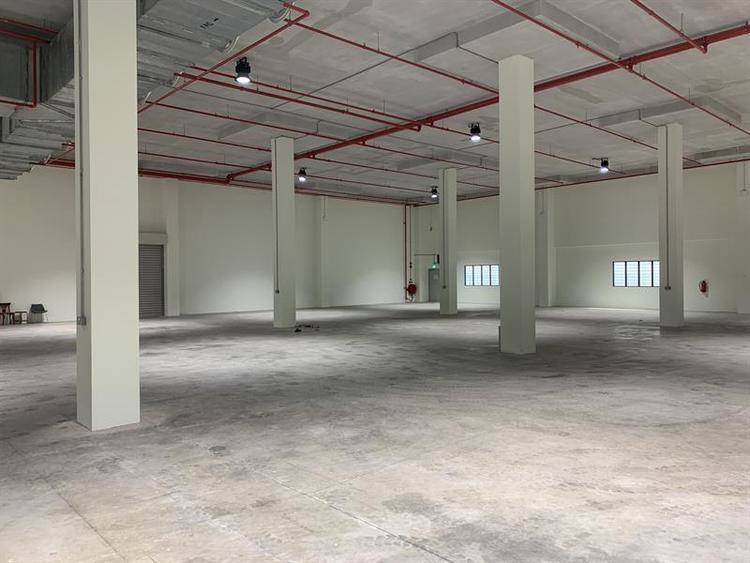 Tuas Cove Industrial Centre