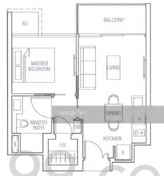 Bartley Residences (D19), Apartment #207690121