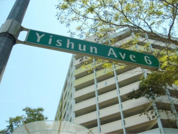 397 Yishun Avenue 6