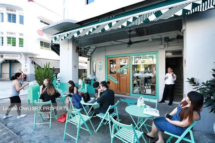VALUE BUY! Premium FH Hostel @a Steal in Tiong Bahru (D3), Shop House #245887831