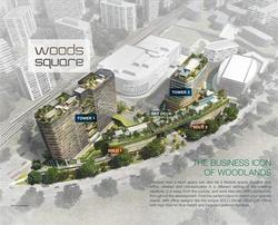 Woods Square (D25), Retail #222187231