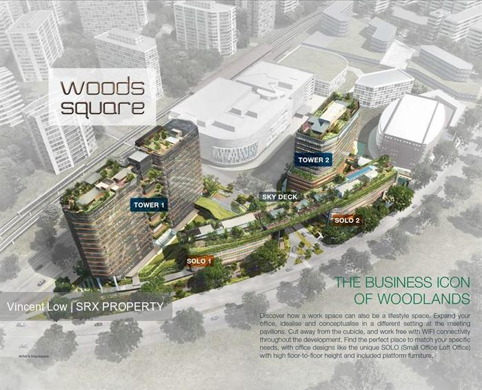 Woods Square (D25), Retail #209429251