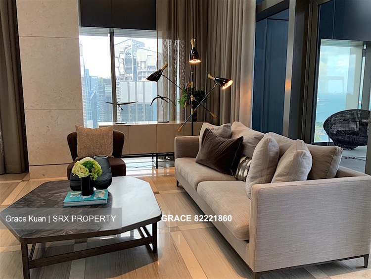 Wallich Residence At Tanjong Pagar Centre (D2), Apartment #209664851